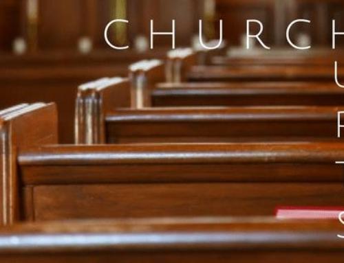 Hurt by the Church
