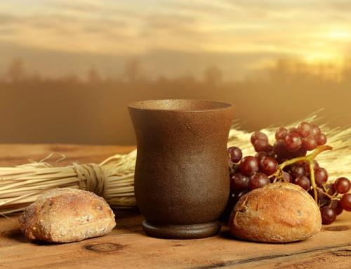 Pastor's Corner – Meal of Thanks
